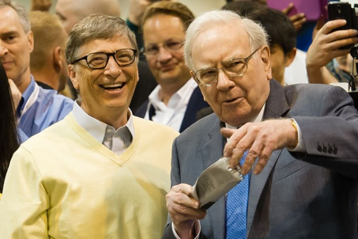 Ложные идеалы. Почему успех Гейтса и Баффета бесполезен для большинства?
