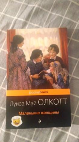 Книга «Маленькие женщины»