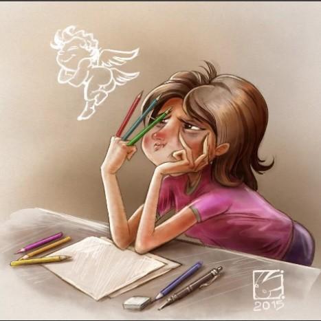 Желание писать, отзовись