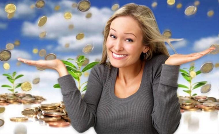 Финансы для девушек